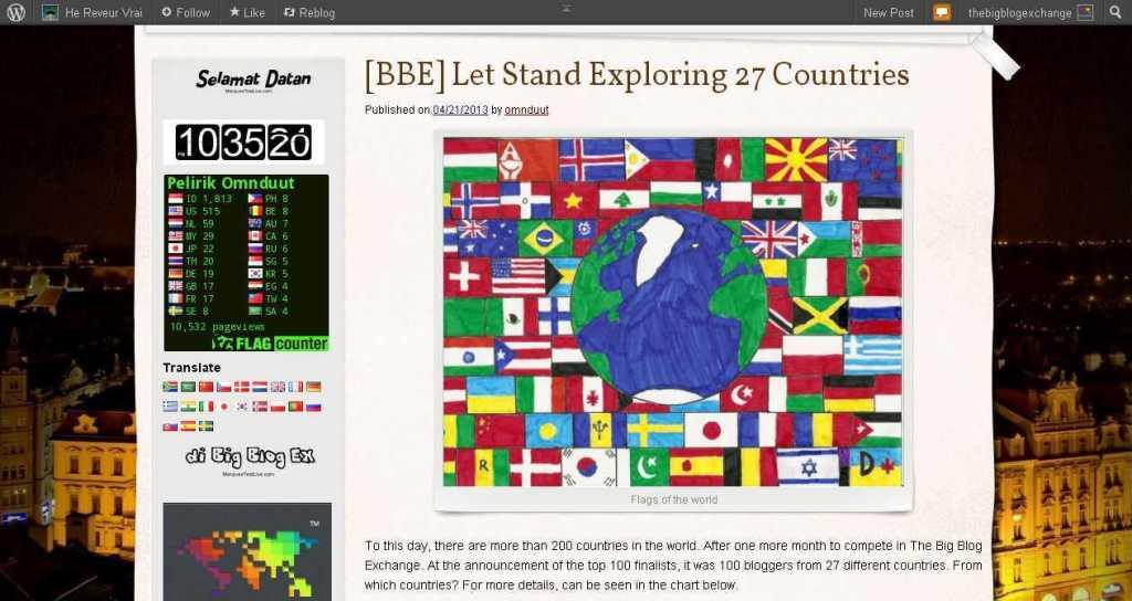 [BBE] Let Stand Exploring State 27 - La Reveur Vrai