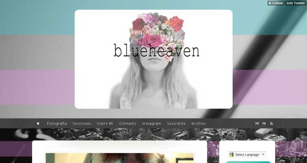 blue • heaven