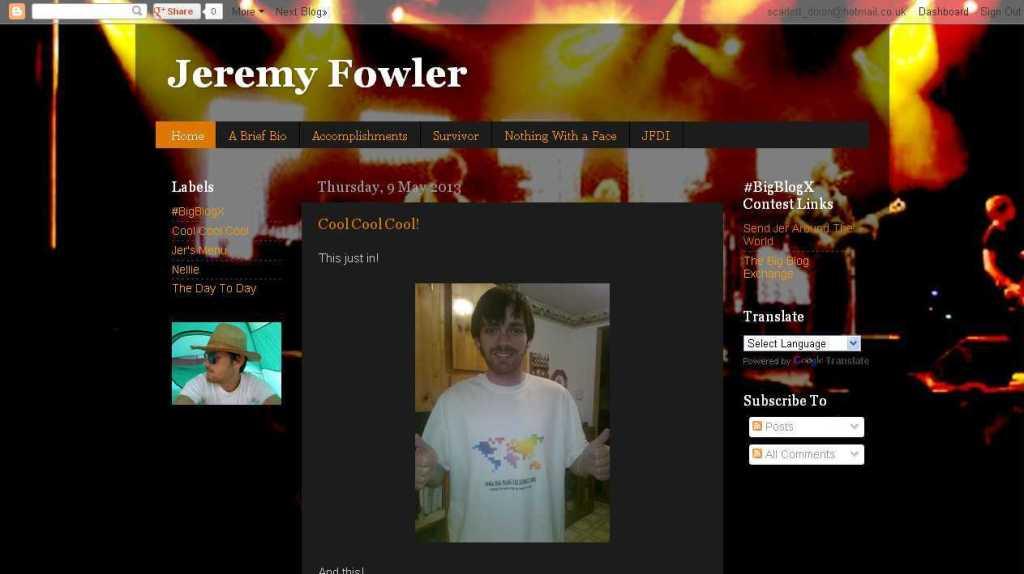 Jeremy Fowler