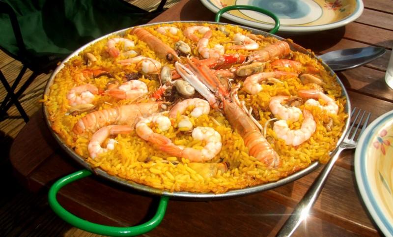 SeafoodPaellaPaul