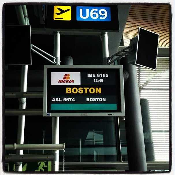 boston airport