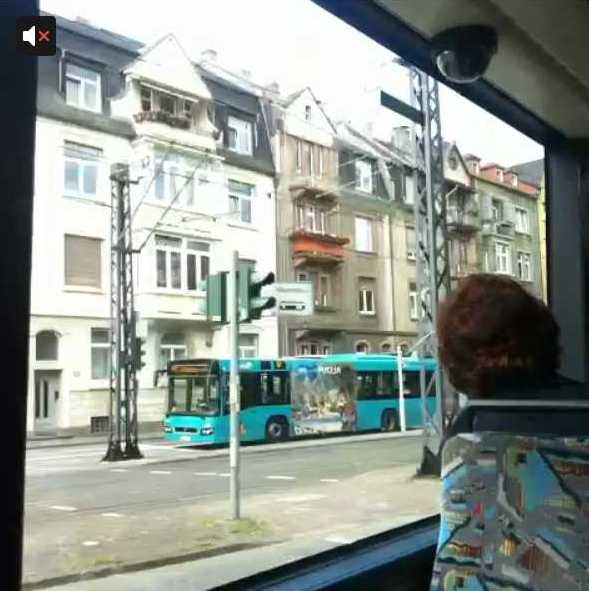 camie juan bus ride in Germany