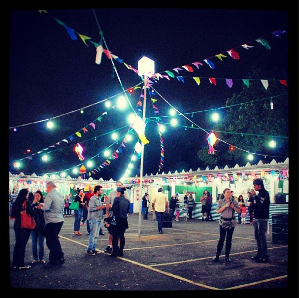 Festas Junimas kind of giant festivals across Brazil in June