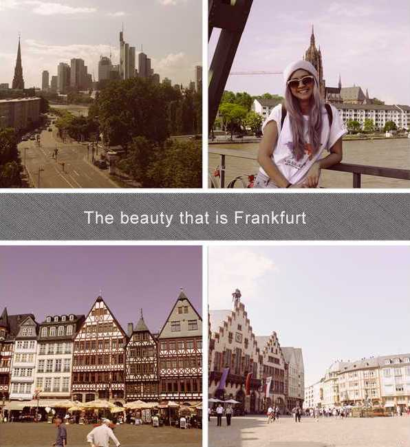 Frankfurt Camie