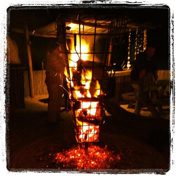 I am also a campfire-addict