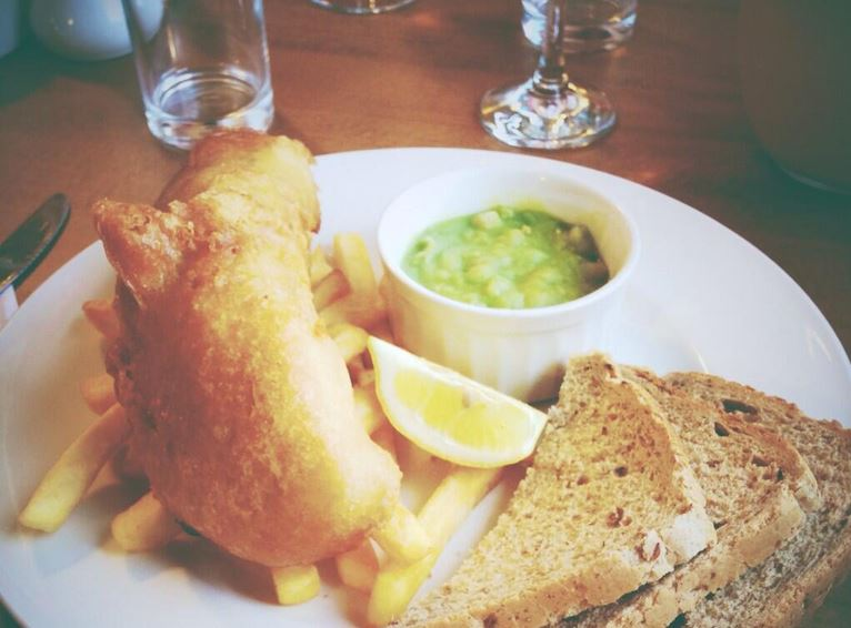 kisty fish and chips