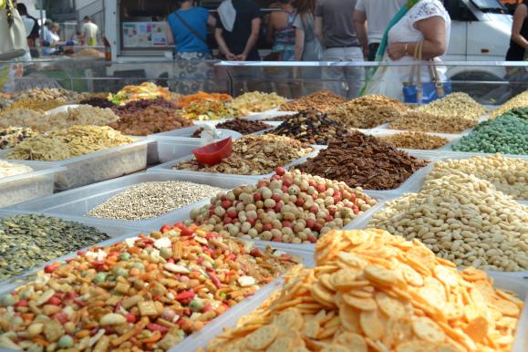 local market Antwerp 2