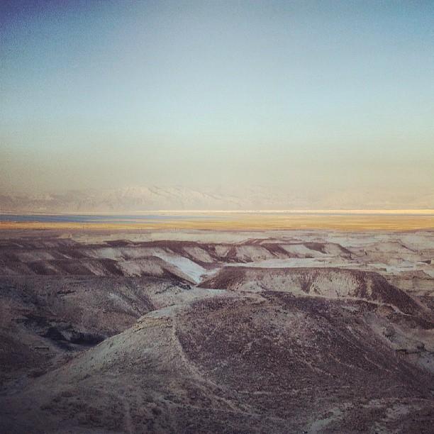 masada hostel view