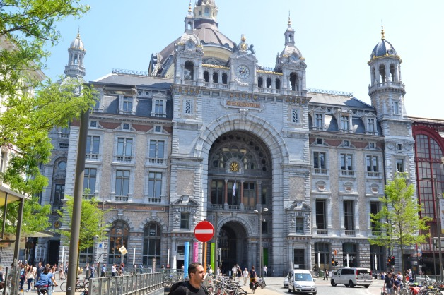 one of the top 5 train stations in the world