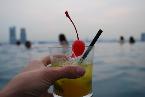 singapore cocktail