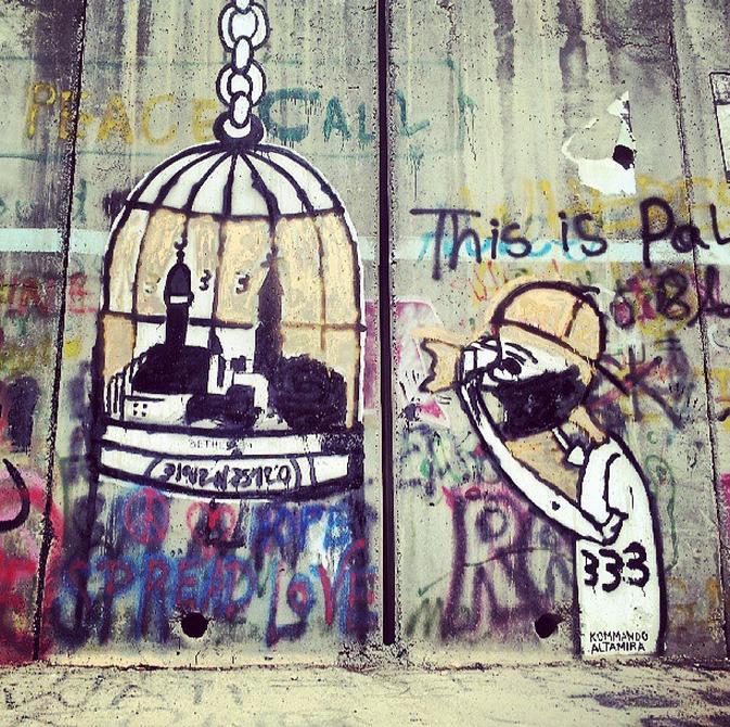 street art Jerusalem 5