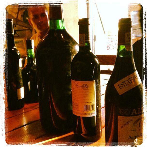 Wine tasting Lekker
