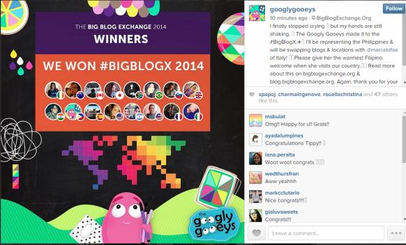 Googleys Instagram