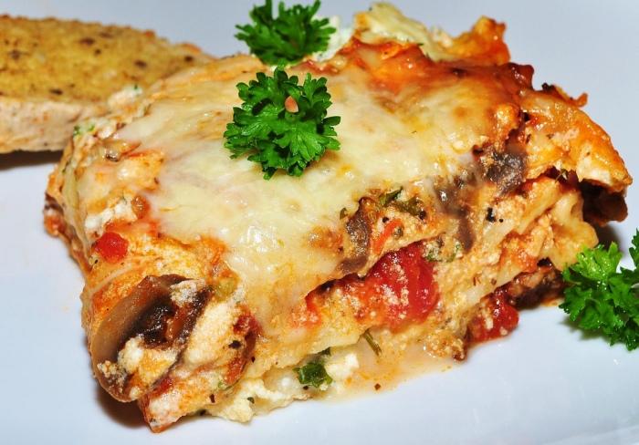 italy - lasagna
