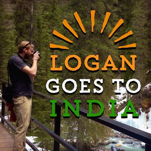 Logan goes to India