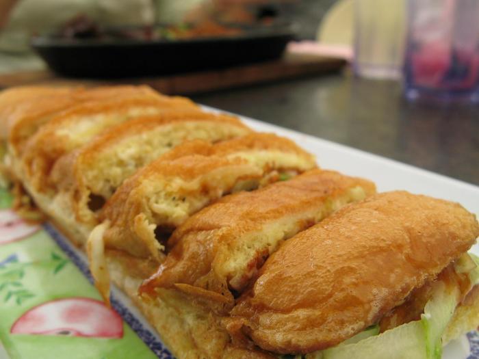 malaysia - roti john