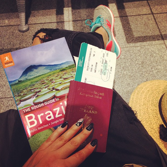passport airport brazil