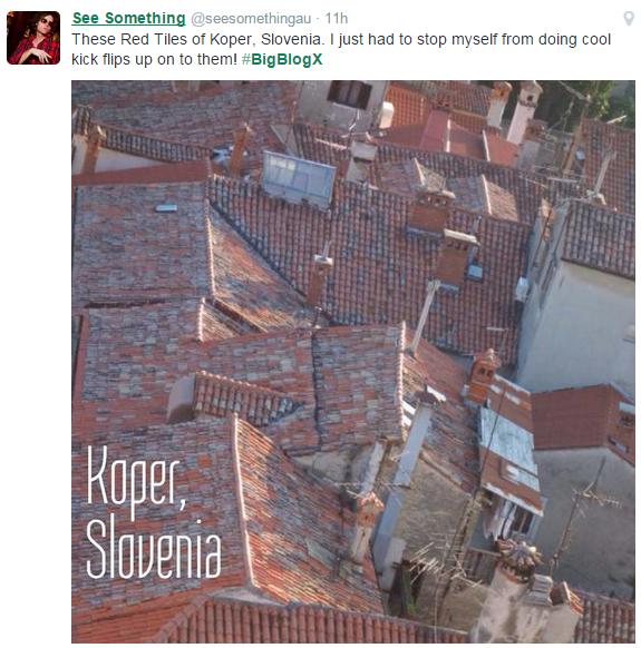 Slovenia tweet