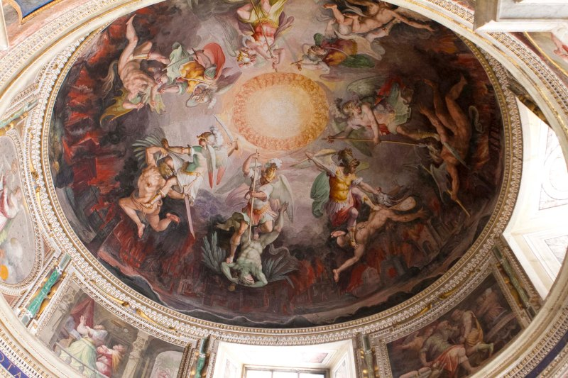 07 Dome Ceiling IMG_8438