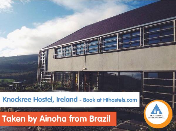 Ainoha, Knockree hostel Ireland