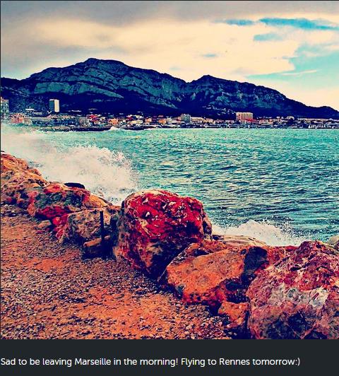 Blog - goodbye Marseille