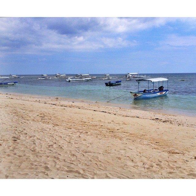 Bohol beaches