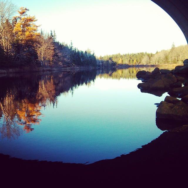 Bridge in Halifax, Peggyscove Canada