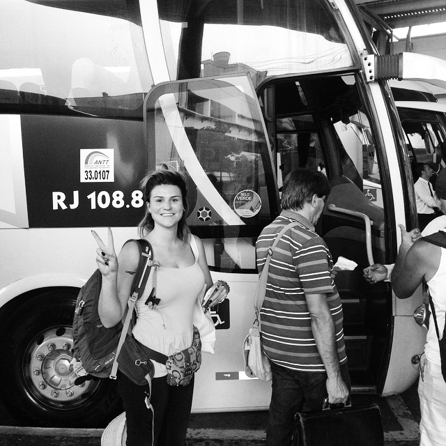 Bus to Arraial do cabo