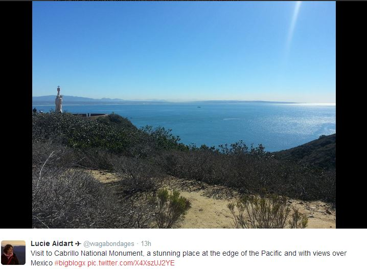 cabrillo national monument, pacific