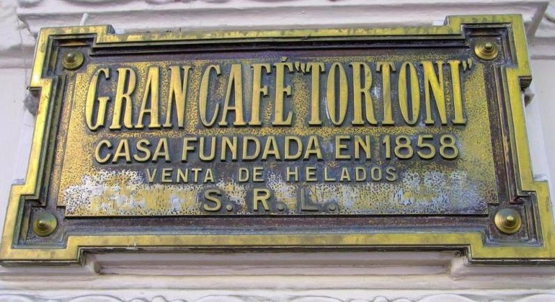 Cafe in Buenos aires