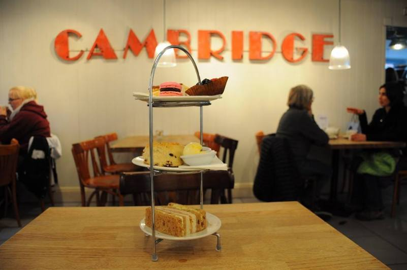Cambridge cakes