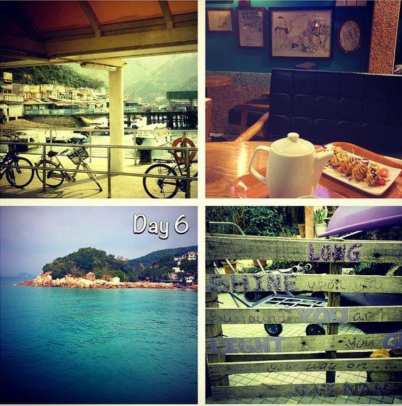 Day 6 in Hong Kong Ruth