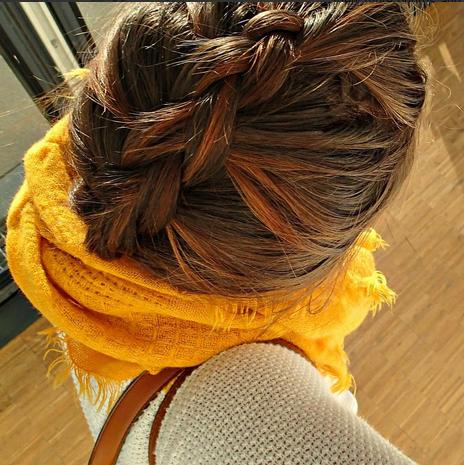 HAIR DAY 1