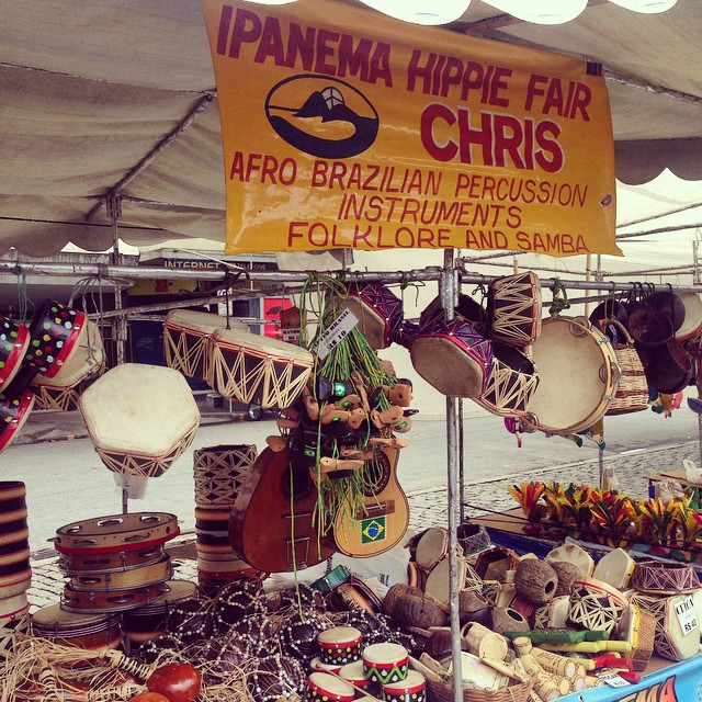 Ipanema Hippie Fair