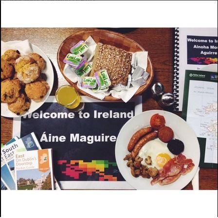 irish name and breakfast