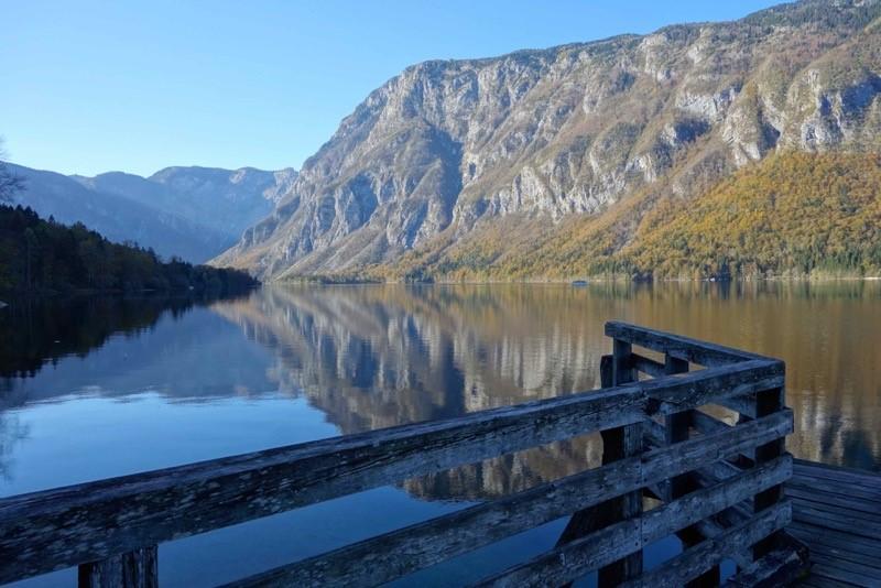 Jono - Bohinj Lake.