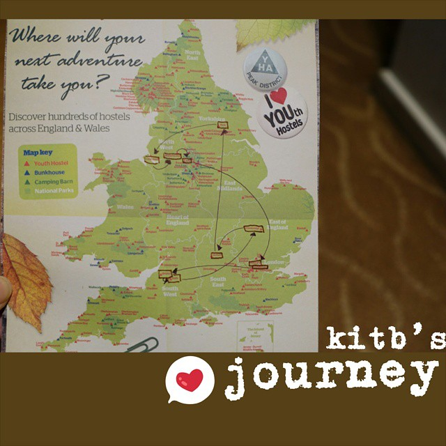kitbs journey map