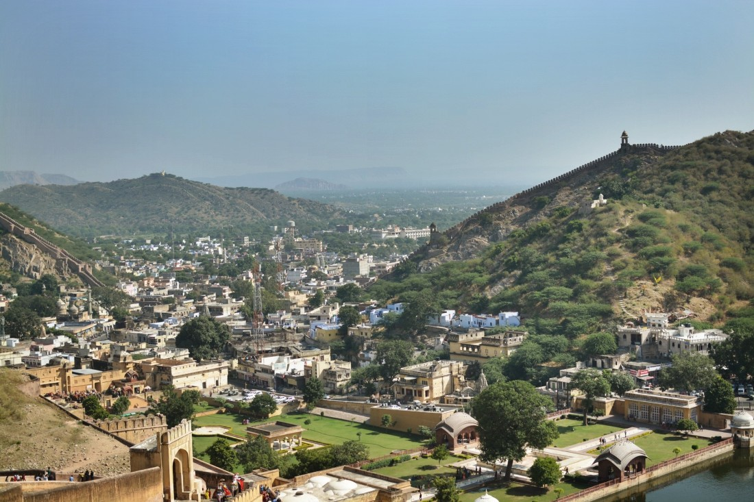 Logan Amber Fort in Jaipur