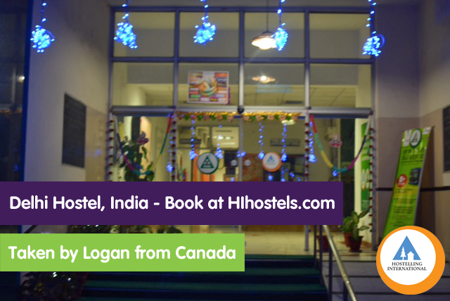 Logan, Delhi hostel
