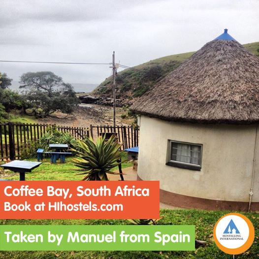 Manuel, Coffee Shark at Coffee Bay, SA
