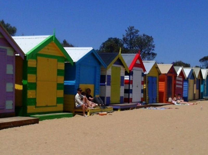 Melbourne beach hutz