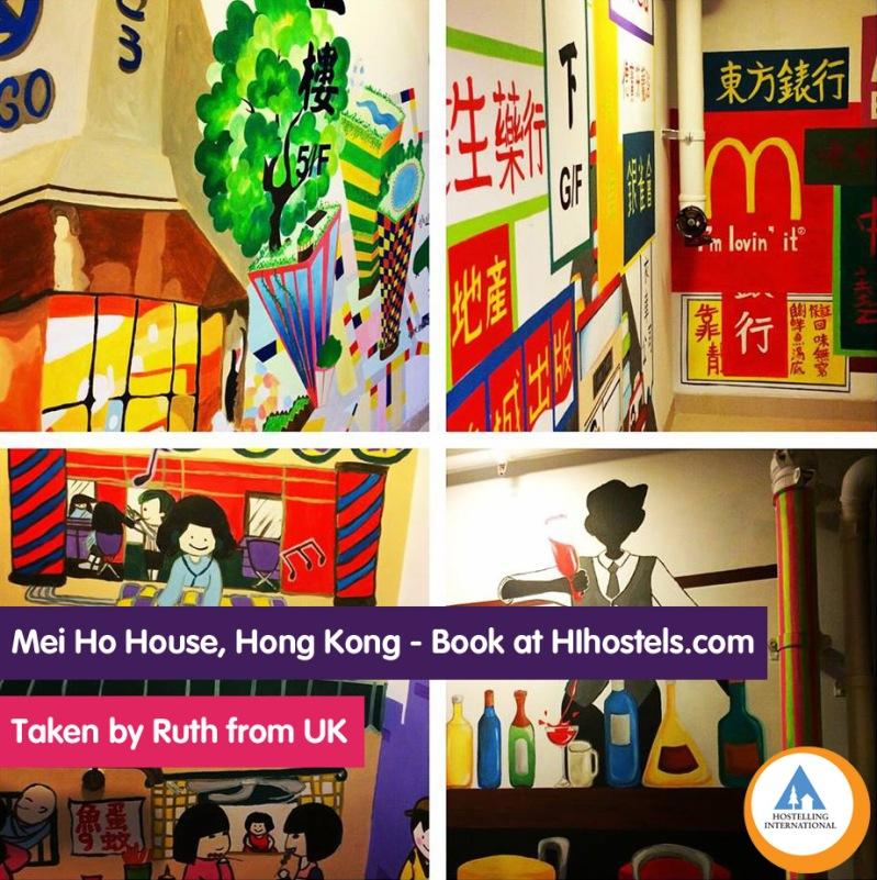 Ruth - Mei Ho House HK
