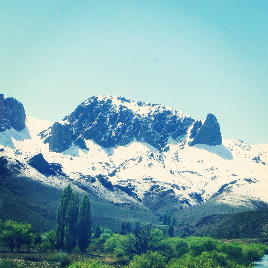 Vincent - Puente del Inca